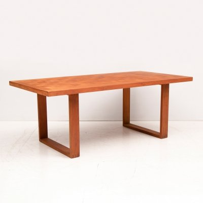 Danish Chequered Teak Coffee Table by Poul Cadovius for France & Sons, c.1960