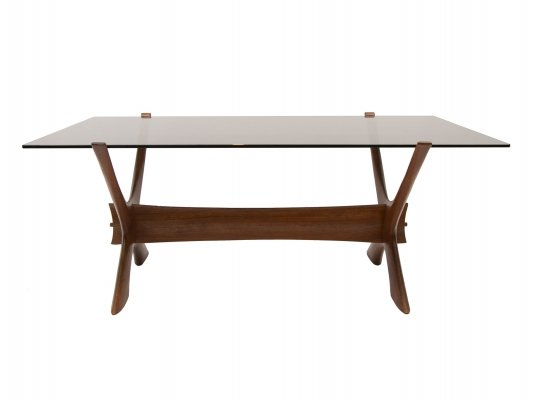 Swedish Midcentury Condor Coffee Table by Fredrik Schriever-Abeln, c.1960