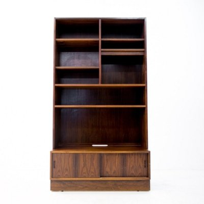 Rosewood Bookcase, Danish design 1960s