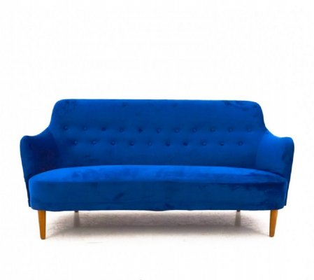 Samsas sofa by Carl Malmsten, Sweden 1970s