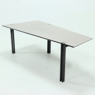 Dutch Design Zeta Dining Table by Harvink, 1980s