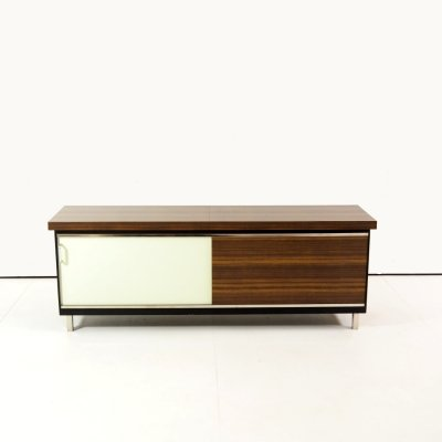 'Colourful' metal sideboard, 1960's