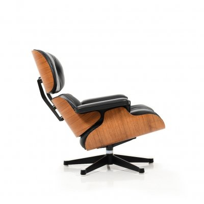 Charles & Ray Eames Lounge Chair by Vitra, 1970s
