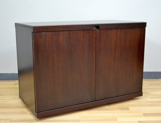 Rosewood MB55 sideboard by Vico Magistretti for Poggi, Italy 1970s