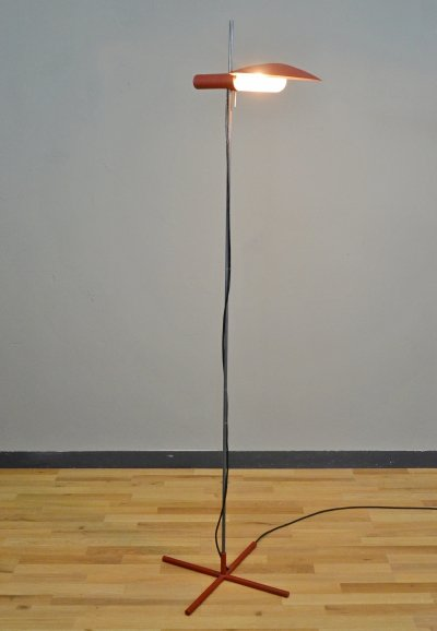 Adjustable Halogen Model Foto's Floor Lamp by Gianni Offredi for Sirrah