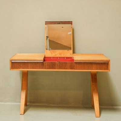 Pastoe Vanity table by Cees Braakman, 1950s