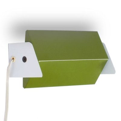 Green wall light by Anvia Almelo