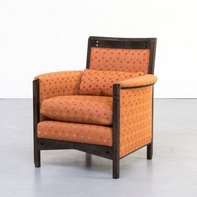 90s Umberto Asnago fauteuil for Giorgetti
