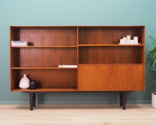 Danish design Highboard in teak by Vemb Møbelfabrik, 1970's