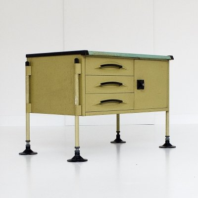 Spazio side desk sideboard by Studio BBPR for Olivetti, 1960s