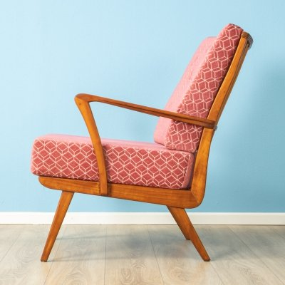 1950s arm chair by Knoll Antimott