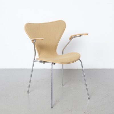 Butterfly chair 3207 by Arne Jacobsen for Fritz Hansen, 1980s