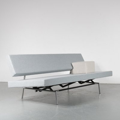 1960s 3-Seater sleeping sofa by Martin Visser for Spectrum, the Netherlands