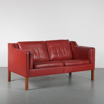 Borge Mogensen Sofa Model '2212' for Fredericia, Denmark 1960