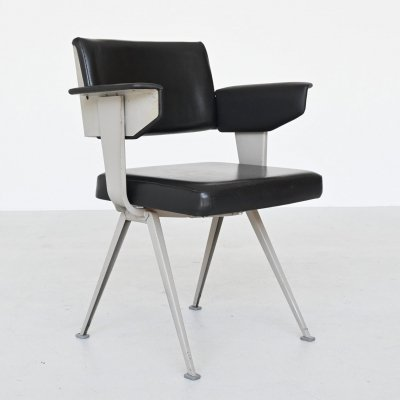Friso Kramer Resort armchair by Ahrend de Cirkel, The Netherlands 1960