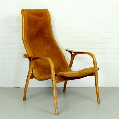 Lamino easychair by Yngve Ekström for Swedese, 1970s