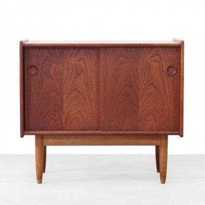 Vintage Danish design cabinet in Teak & Oak