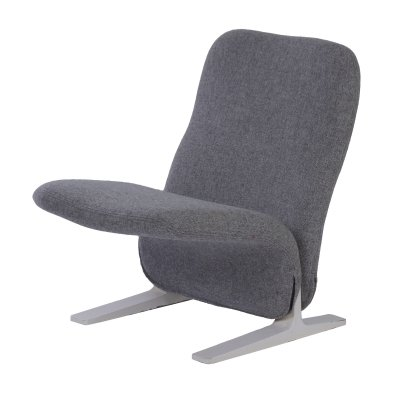 Concorde Lounge Chair F780 by Pierre Paulin for Artifort, 1960s
