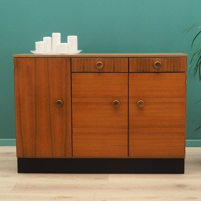 Danish design Cabinet in mahogany, 1970's