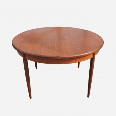 Teak Fresco Extendable Dining Table from G-Plan, 1960s