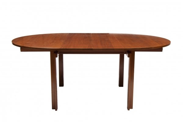 Inger Klingenberg for France & Sons Teak Extending Dining Table