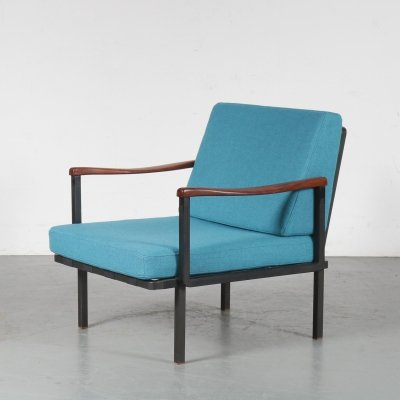 Osvaldo Borsani Easy Chair for Tecno, Italy 1960