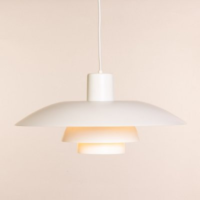 Vintage old version PH4/3 pendant by Poul Henningsen for Louis Poulsen