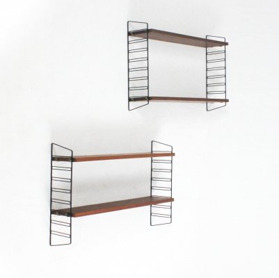 Italian 60's shelf system from 'casa e giardino'