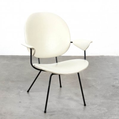 Kembo 302 arm chair by W. Gispen for Gispen, 1950s