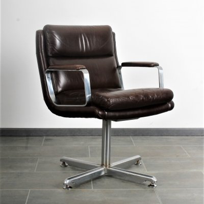 Very rare office chair by Raffel for Apelbaum, 1960s