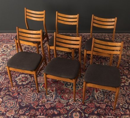 Set of dining chairs, Germany 1960s