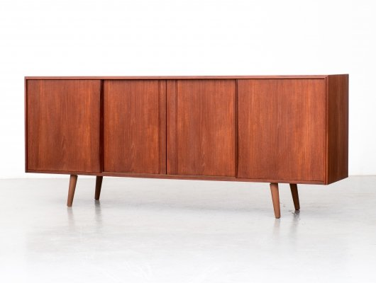 Danish Mid Century Sideboard in teak, 1960s