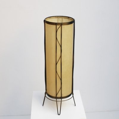 Elegant table lamp in late Art Deco style, 1950s