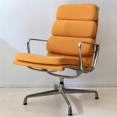 EA216 arm chair by Charles & Ray Eames for Vitra, 1990s