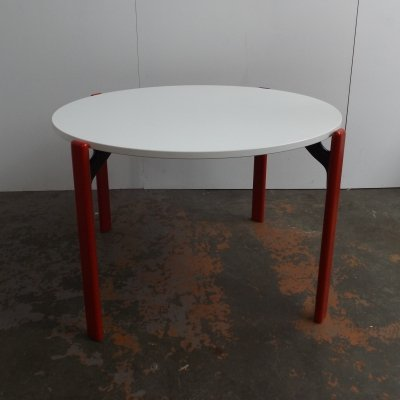 Dining table by Bruno Rey for Dietiker Swiss, 1970s