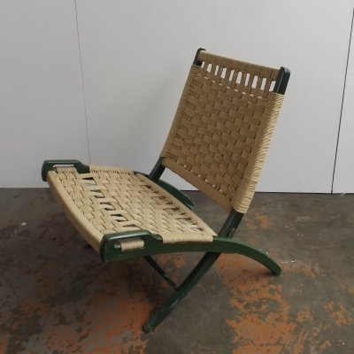Folding chair by Ebert Wels, 1970s