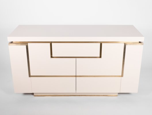 Sideboard by Jean Claude Mahey, 1980s