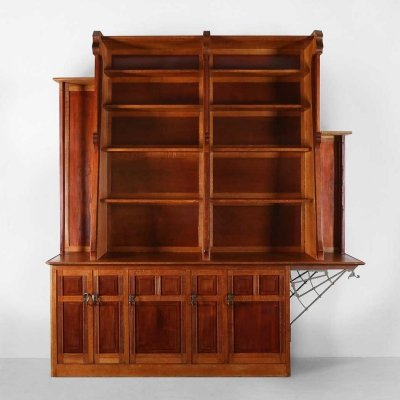 Art Deco bookcase, 1920s