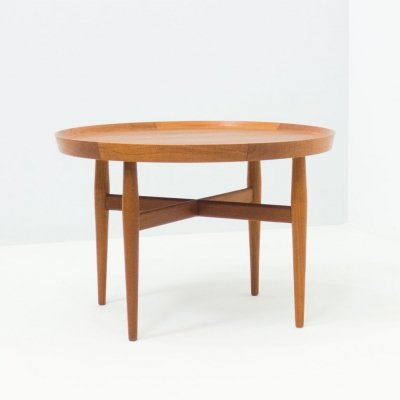 Coffee table by Arne Vodder for Sibast, 1950s