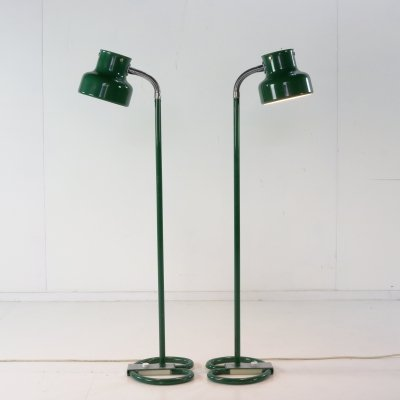 Pair of Bumling floor lamps by Anders Pehrson for Ateljé Lyktan, 1970s