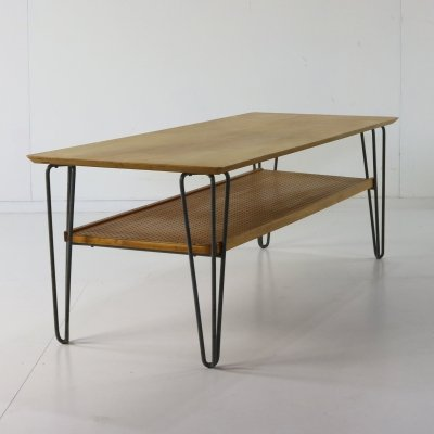 TM 02 coffee table by Cees Braakman for Pastoe, 1950s