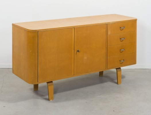Dutch architectural sideboard, 1960's