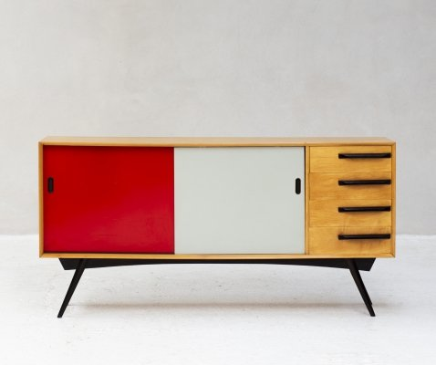 Colorful sideboard, 1970s