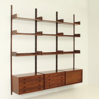 Gianfranco Frattini Wall Unit for Bernini