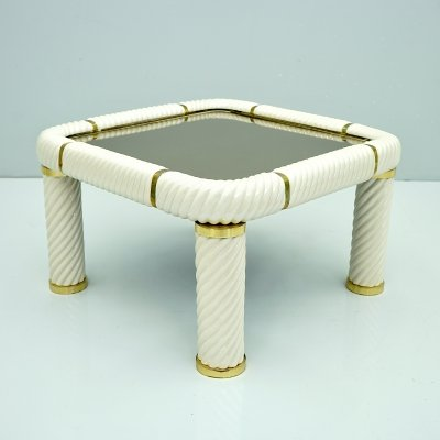 Tommaso Barbi Coffee Table, Italy 1970s