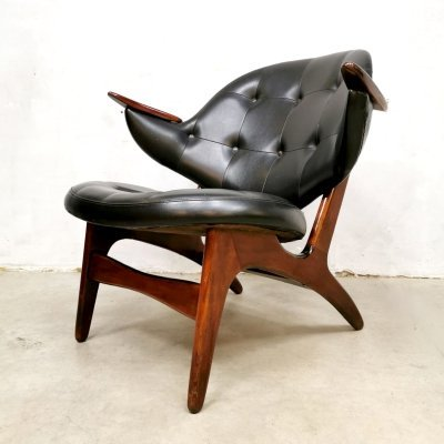 Midcentury design model 33 easy chair by Carl Edward Matthes, 1960s