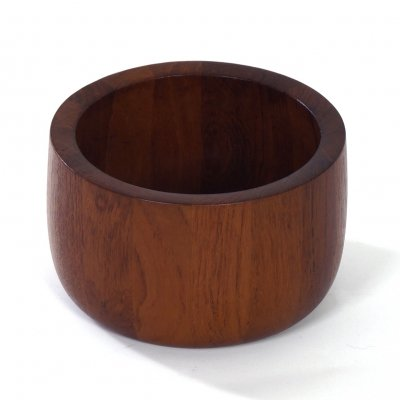 Fruit Bowl by Richard Nissen for Nissen Trævarefabrik, Langaa 1960s
