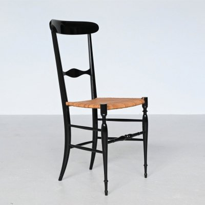 Colombo Sanguineti Campanino chair by Chiavari, Italy 1950