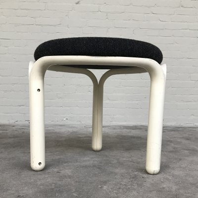 Model 320 Artifort Stool by Geoffrey Harcourt, 1971