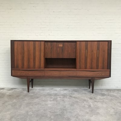 Mid-Century Sideboard by E.W. Bach for Sejling Skabe, Denmark '60s